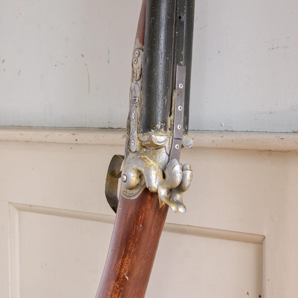 Large French gun-dealer trade sign, -137639