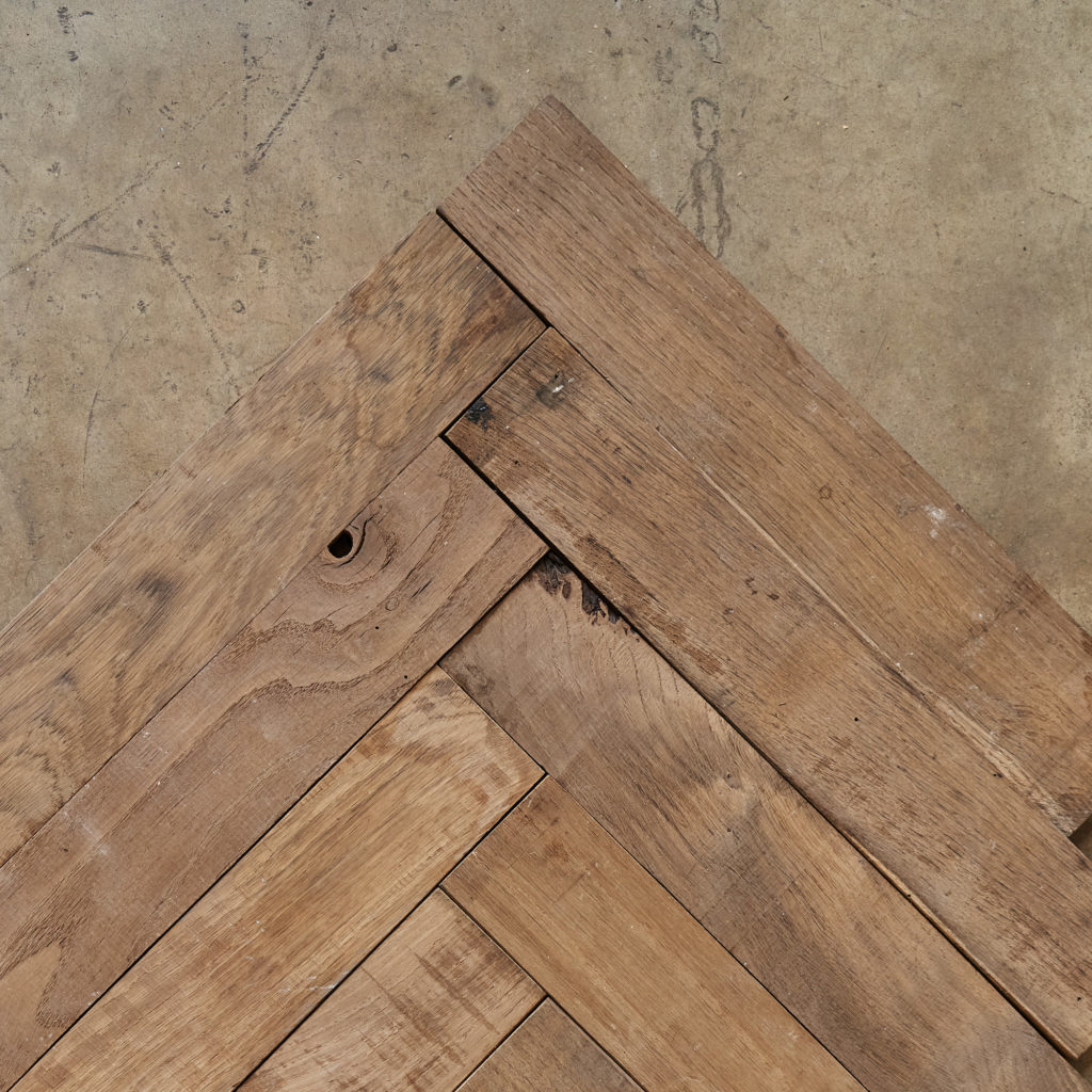 Beauvais Oak Parquet End Of Run-137408