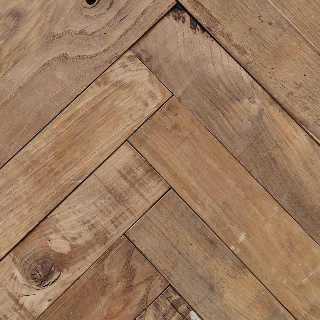 Beauvais Oak Parquet End Of Run-137412