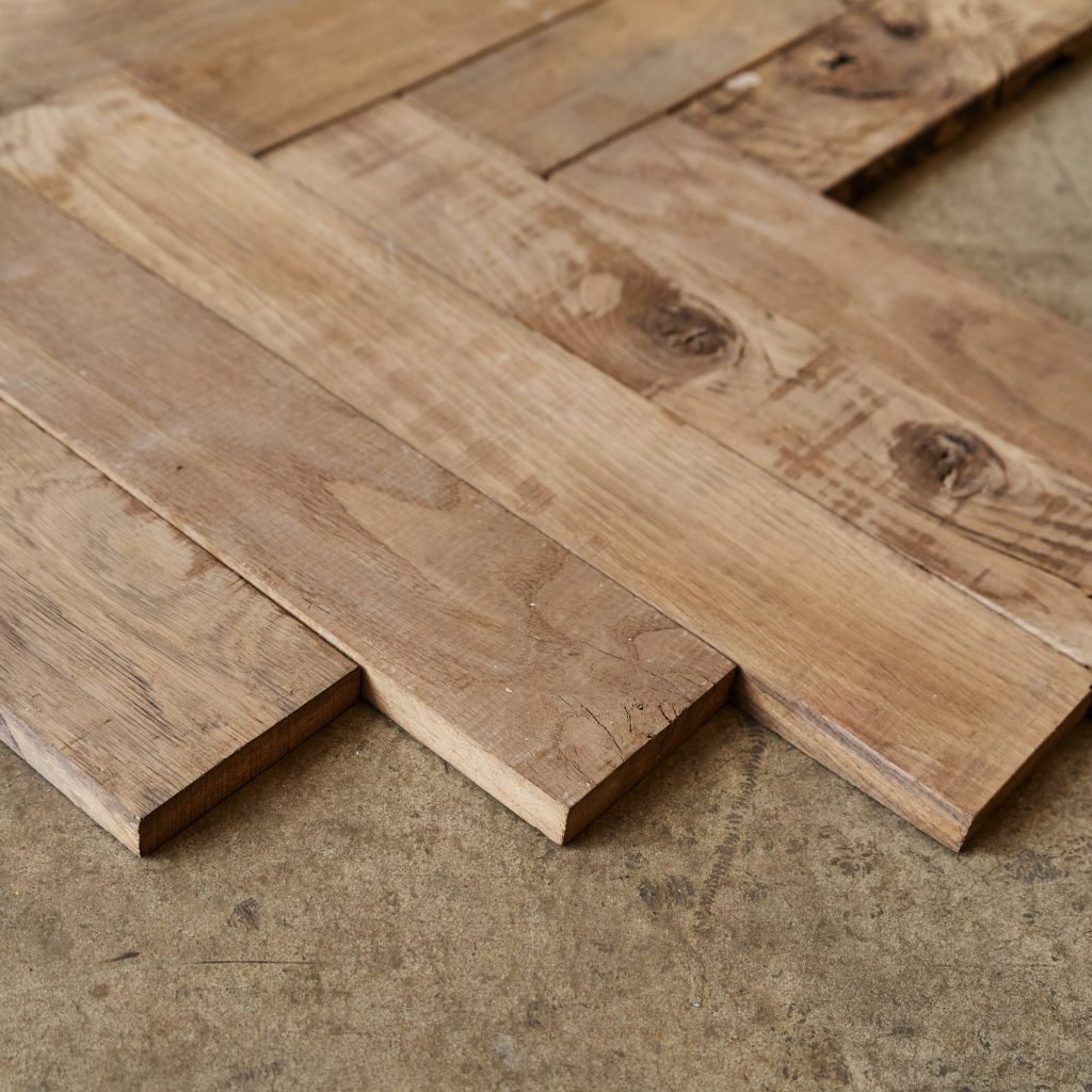 Beauvais Oak Parquet End Of Run-137413