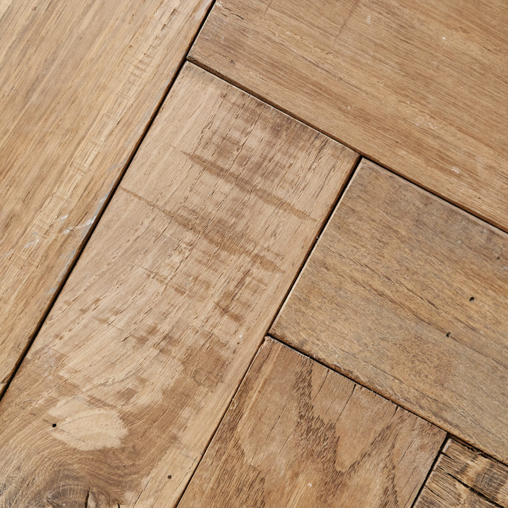 Beauvais Oak Parquet End Of Run-137415