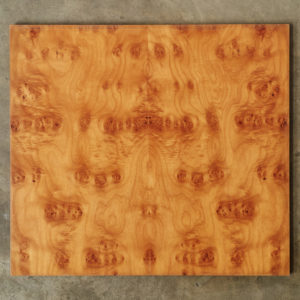 Maple Burl Veneer panels-0