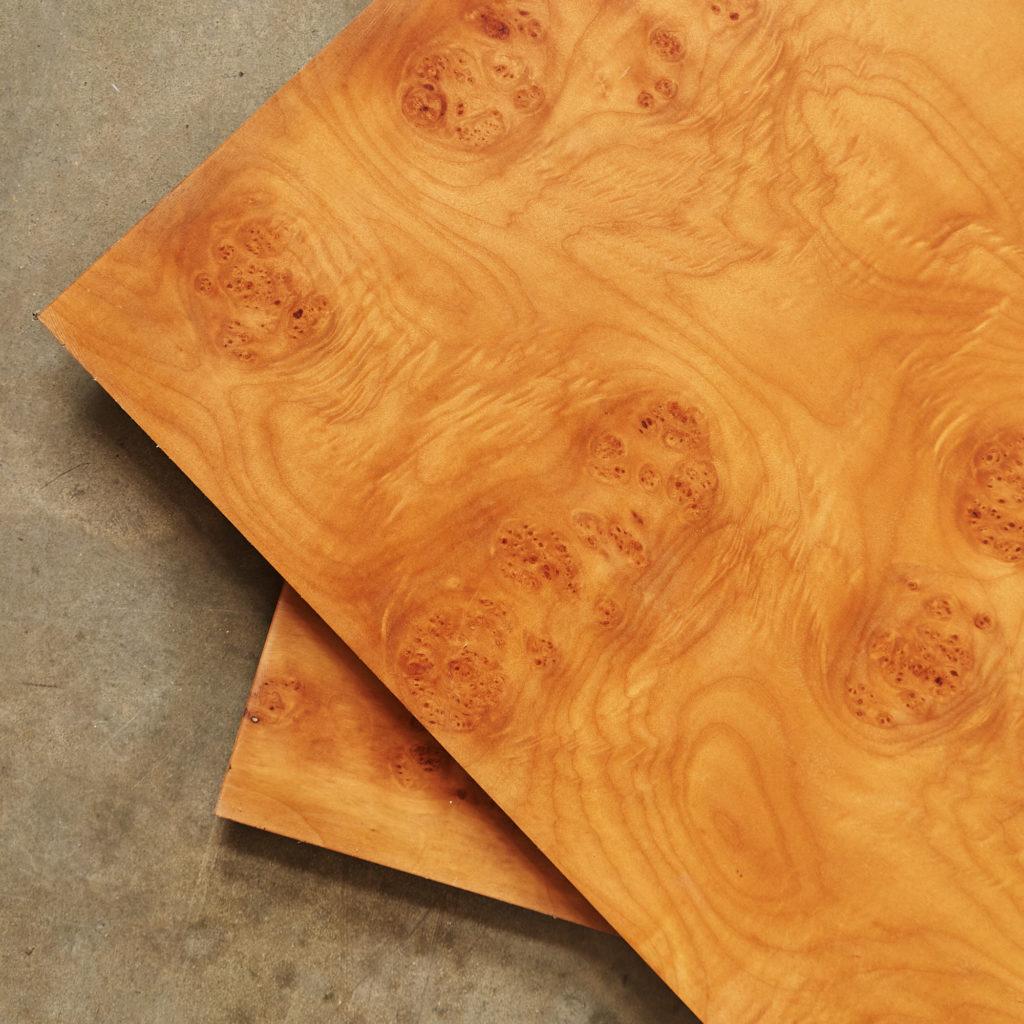 Maple Burl Veneer panels-137453
