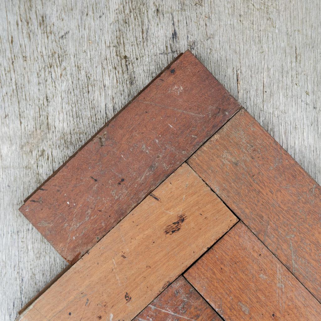 Reclaimed Sepele Parquet block-137755