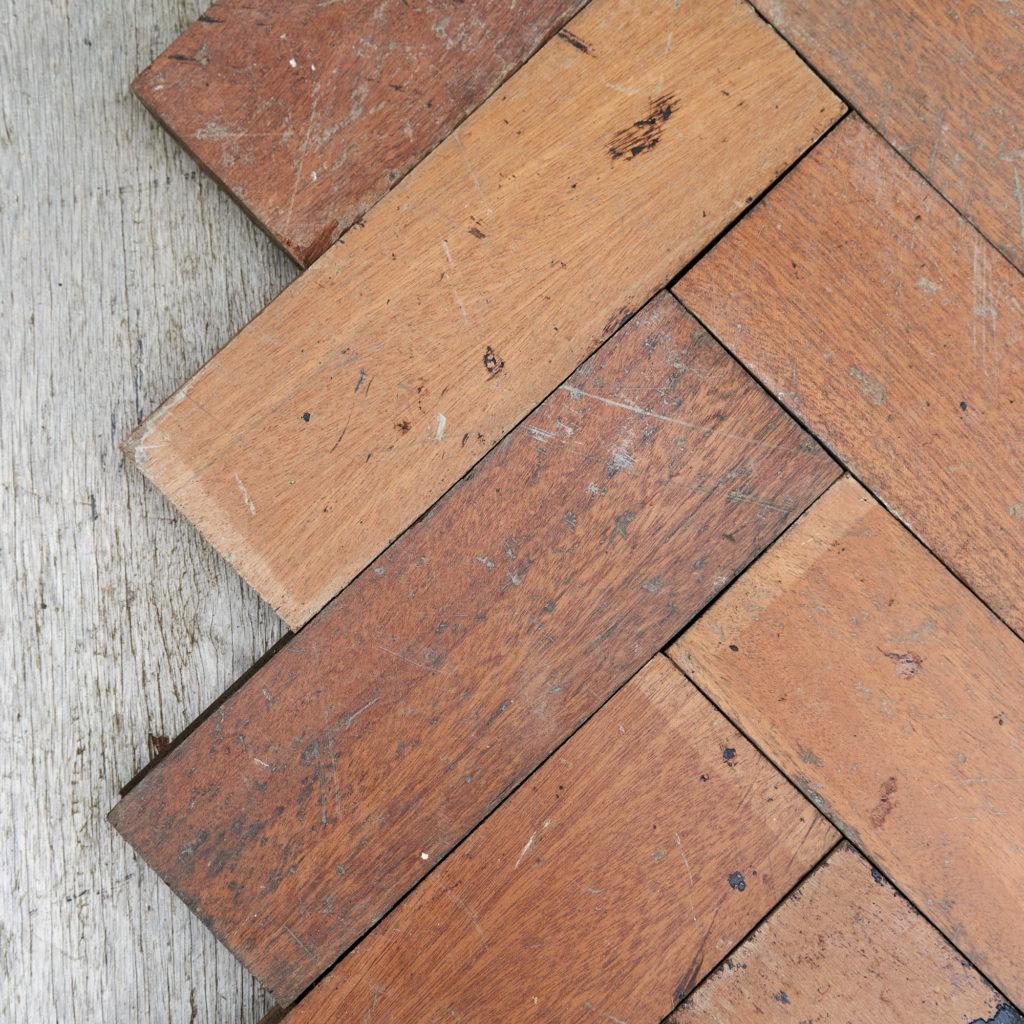 Reclaimed Sepele Parquet block-137759