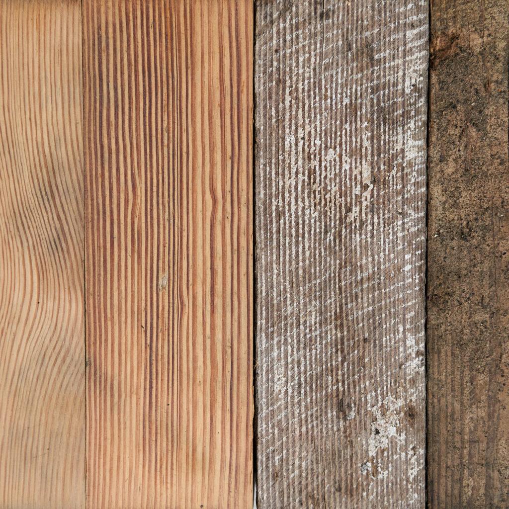 Reclaimed Pitch Pine Parquet block-137794