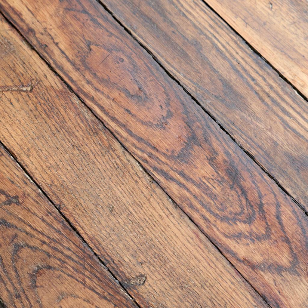 Reclaimed Antique Oak Chevron -137800