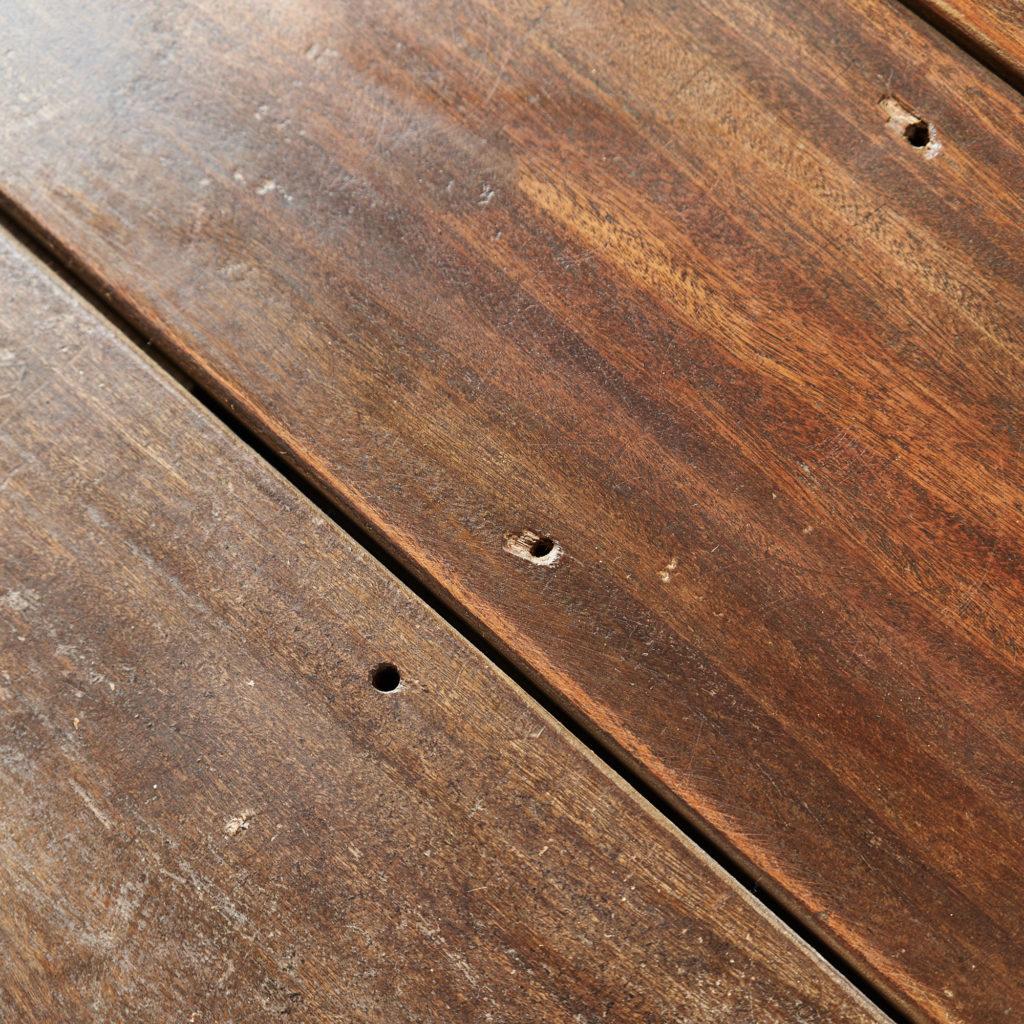 Reclaimed South American Sub Tropical Hardwood-138139