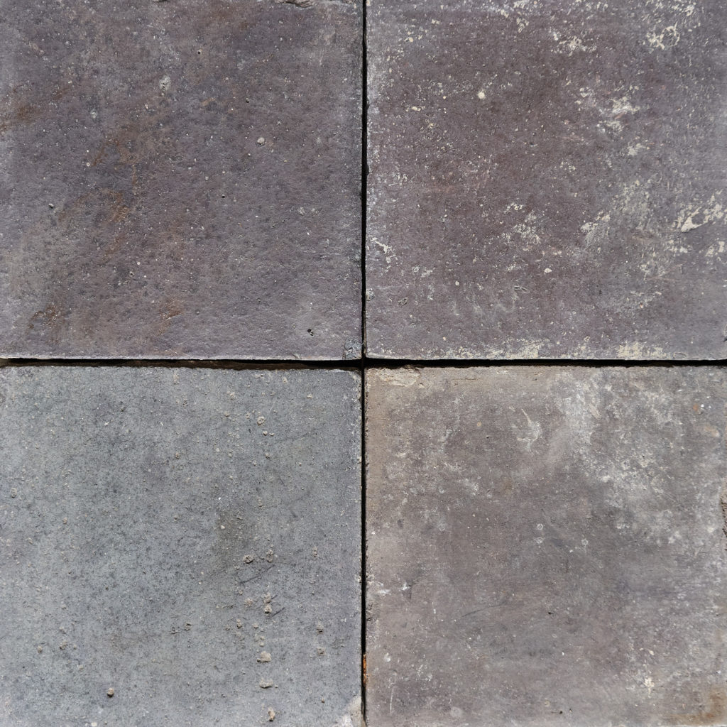 Reclaimed Staffordshire Blue 6 inch Quarry Tiles-138124