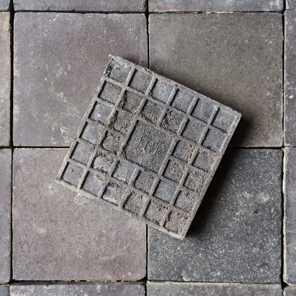 Reclaimed Staffordshire Blue 6 inch Quarry Tiles-138129