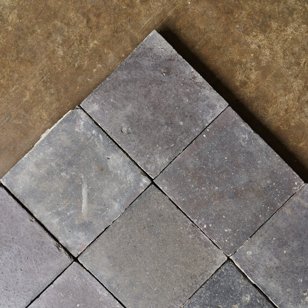 Reclaimed Staffordshire Blue 6 inch Quarry Tiles-138127