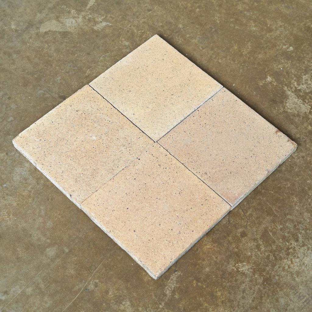 1930s Encaustic Sandy Speckled Tiles-137491