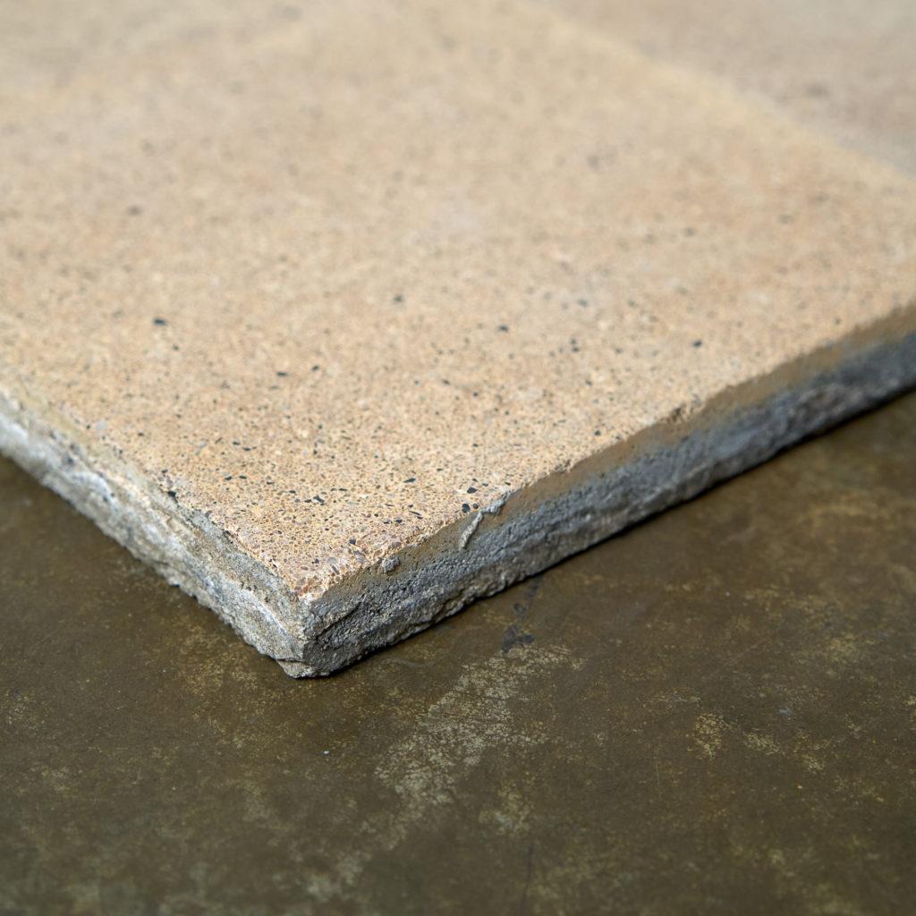 1930s Encaustic Sandy Speckled Tiles-137494