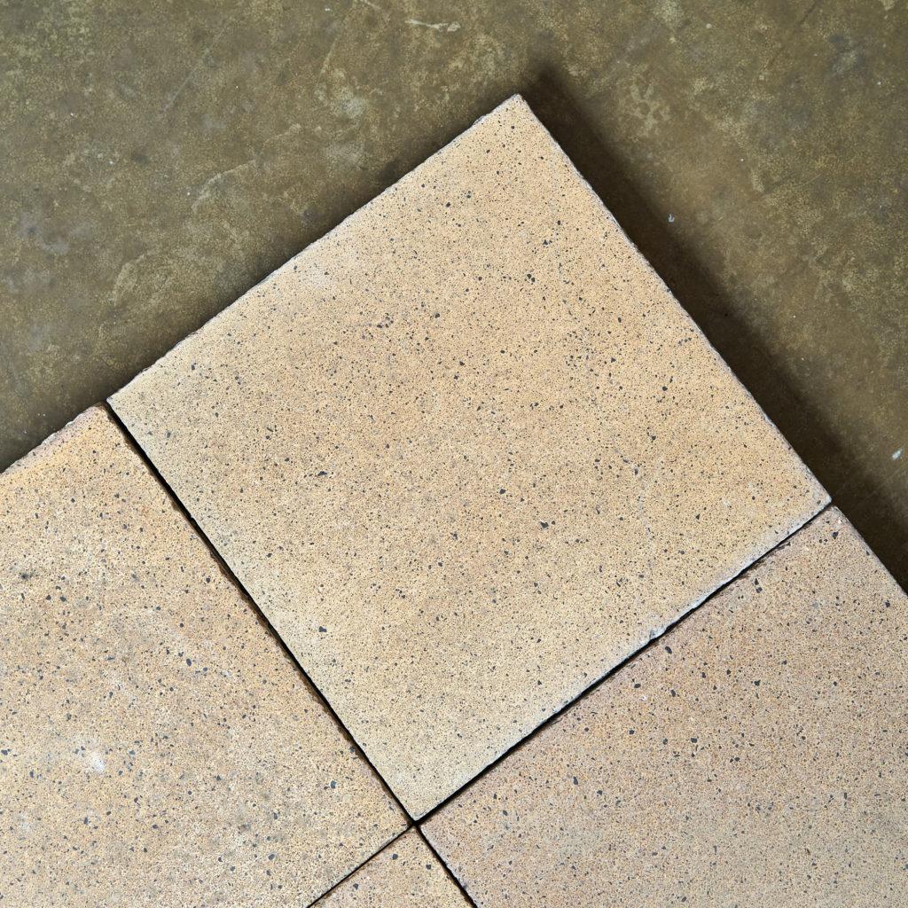 1930s Encaustic Sandy Speckled Tiles-137496