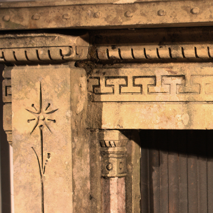 Greek Thomson Chimneypiece