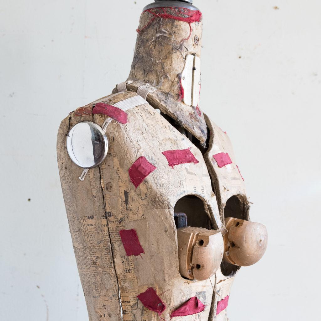 Mid-twentieth century adjustable dressmaker's dummy,-138326