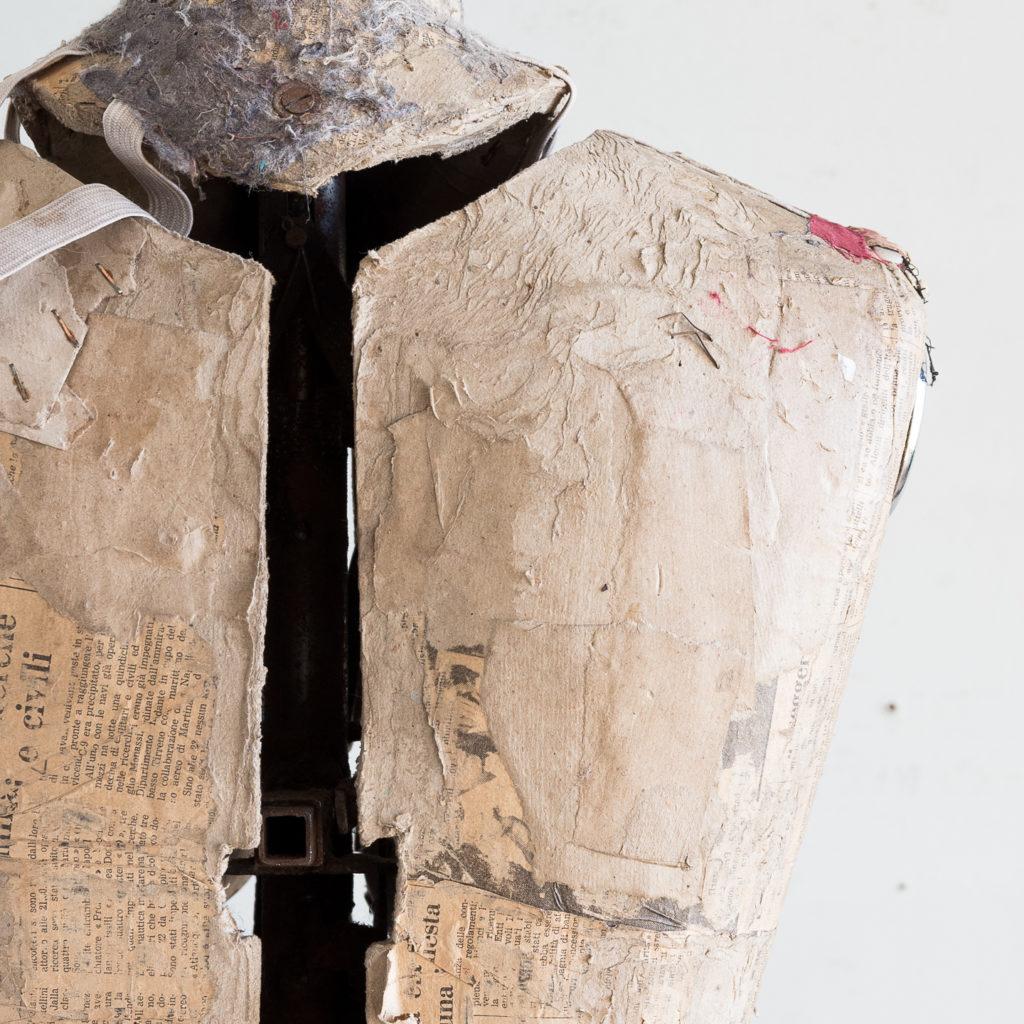 Mid-twentieth century adjustable dressmaker's dummy,-138328