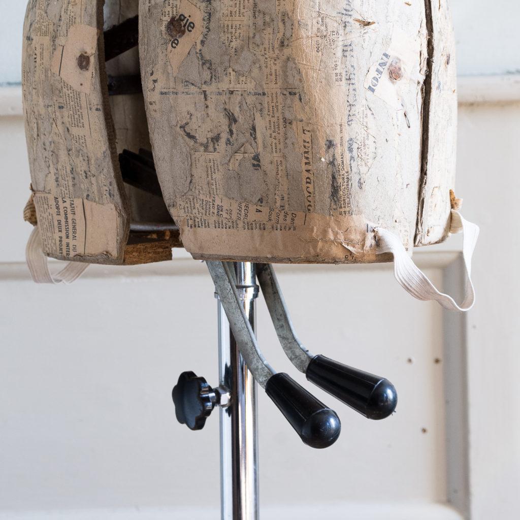 Mid-twentieth century adjustable dressmaker's dummy,-138327