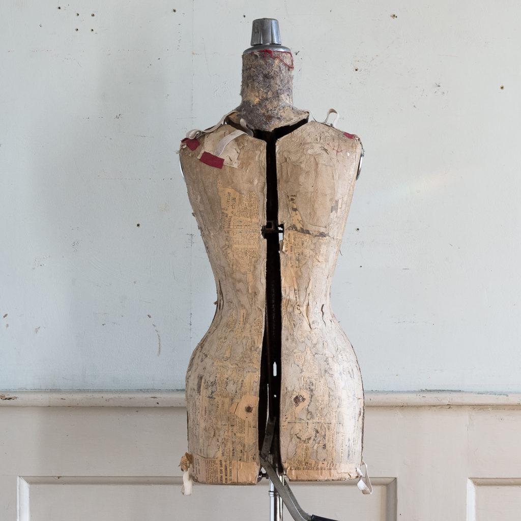 Mid-twentieth century adjustable dressmaker's dummy,-138320