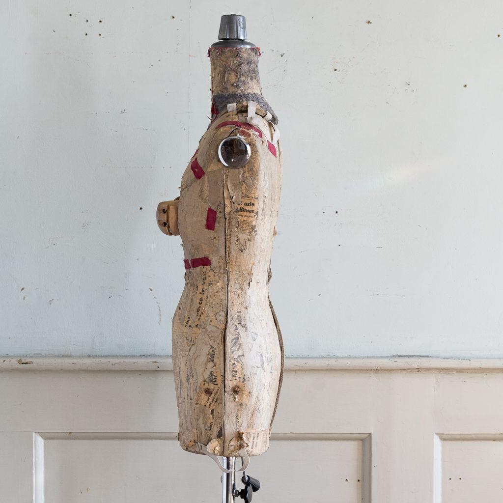 Mid-twentieth century adjustable dressmaker's dummy,-138321