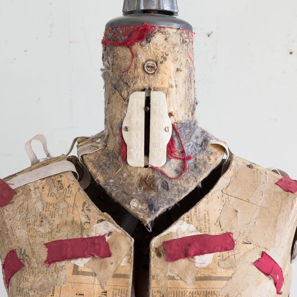 Mid-twentieth century adjustable dressmaker's dummy,-138324