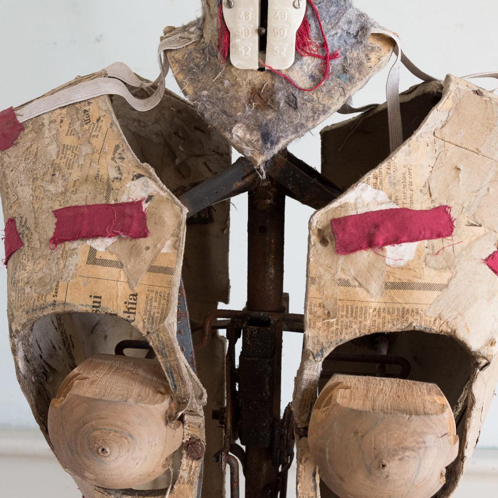 Mid-twentieth century adjustable dressmaker's dummy,-138325