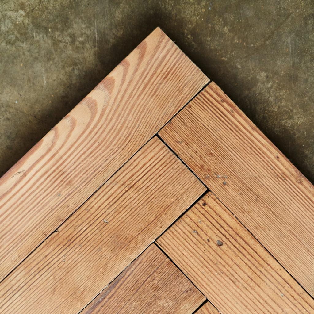 Pitch Pine Parquet Block-138377