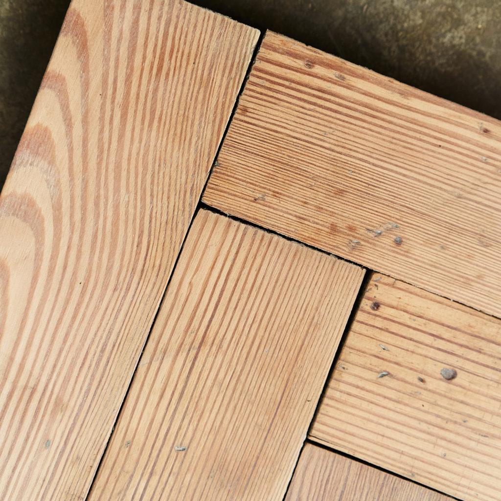 Pitch Pine Parquet Block-138379