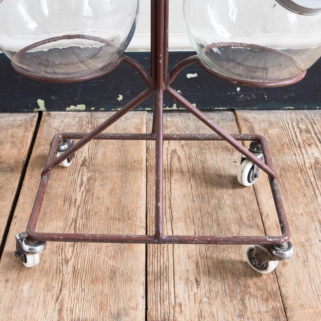 French 'bonbonerie' storage stand,-139366
