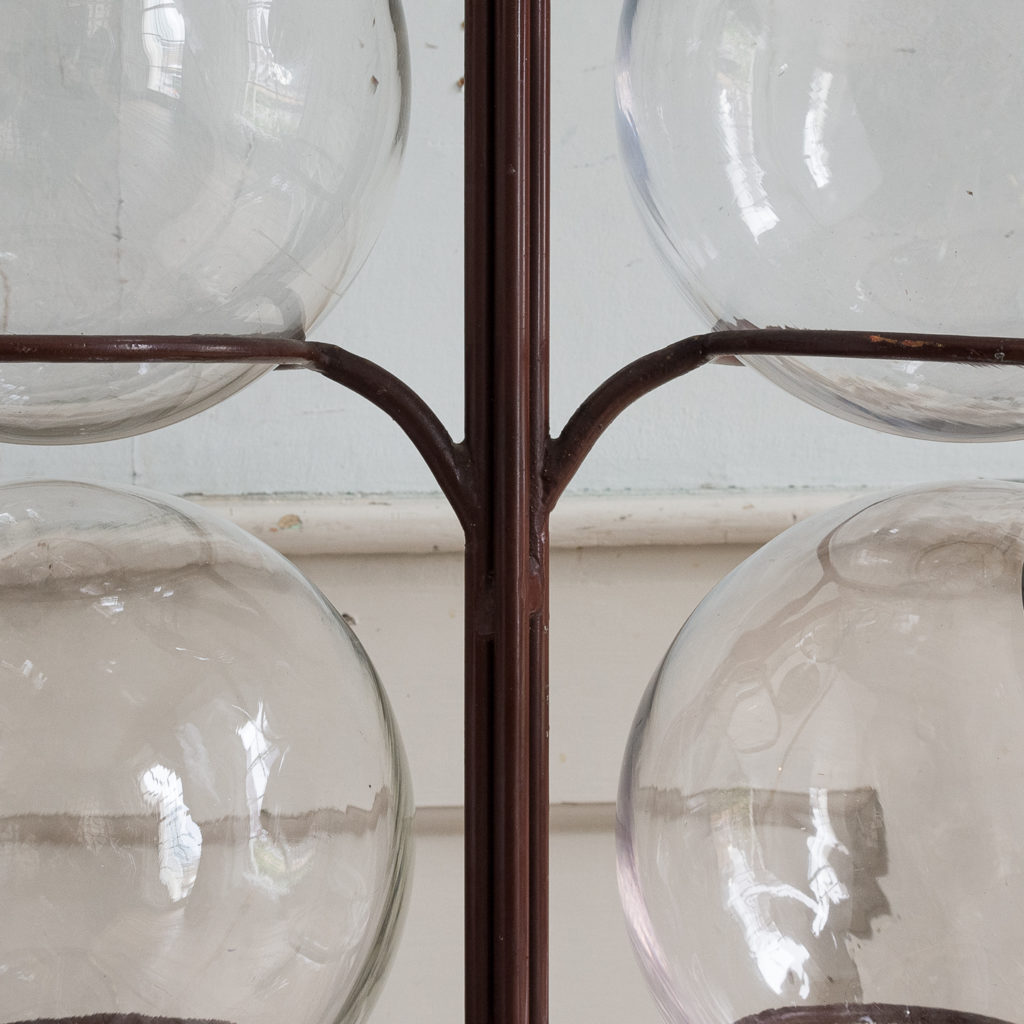 French 'bonbonerie' storage stand,-139365