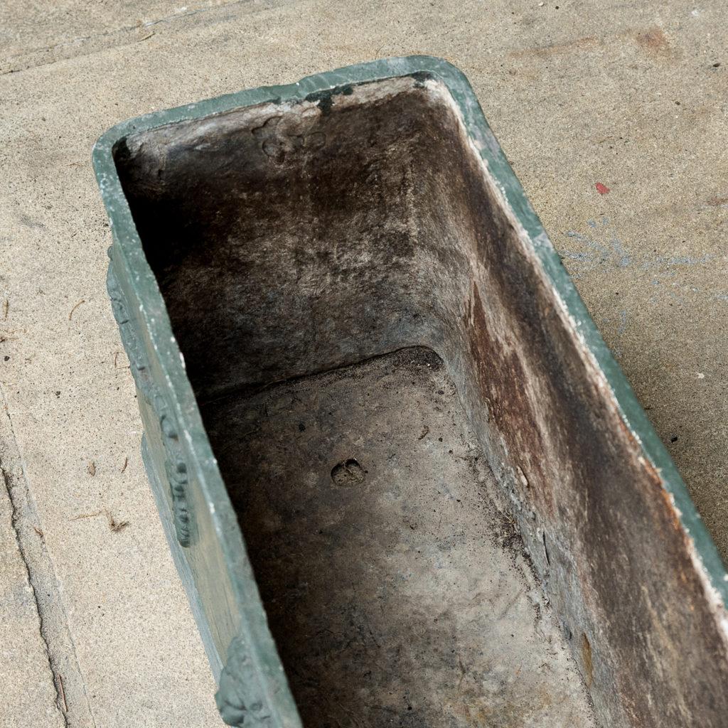 Twentieth century lead window boxes, -138935