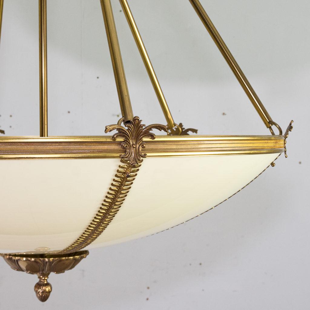 French Empire style Plafonnier pendant light, -139145