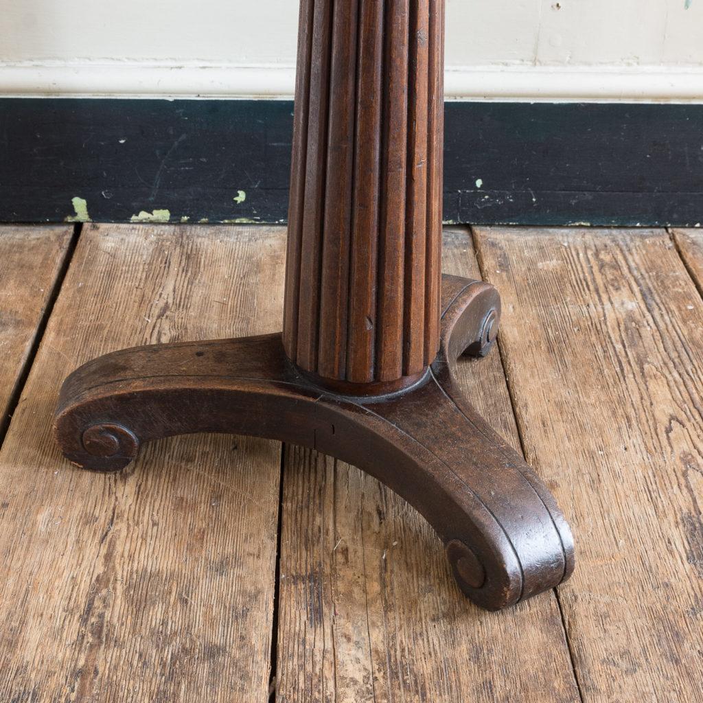 Regency style marbleised 'specimen' table,-139485