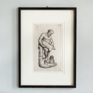Copper-engravings of Classical Sculptures