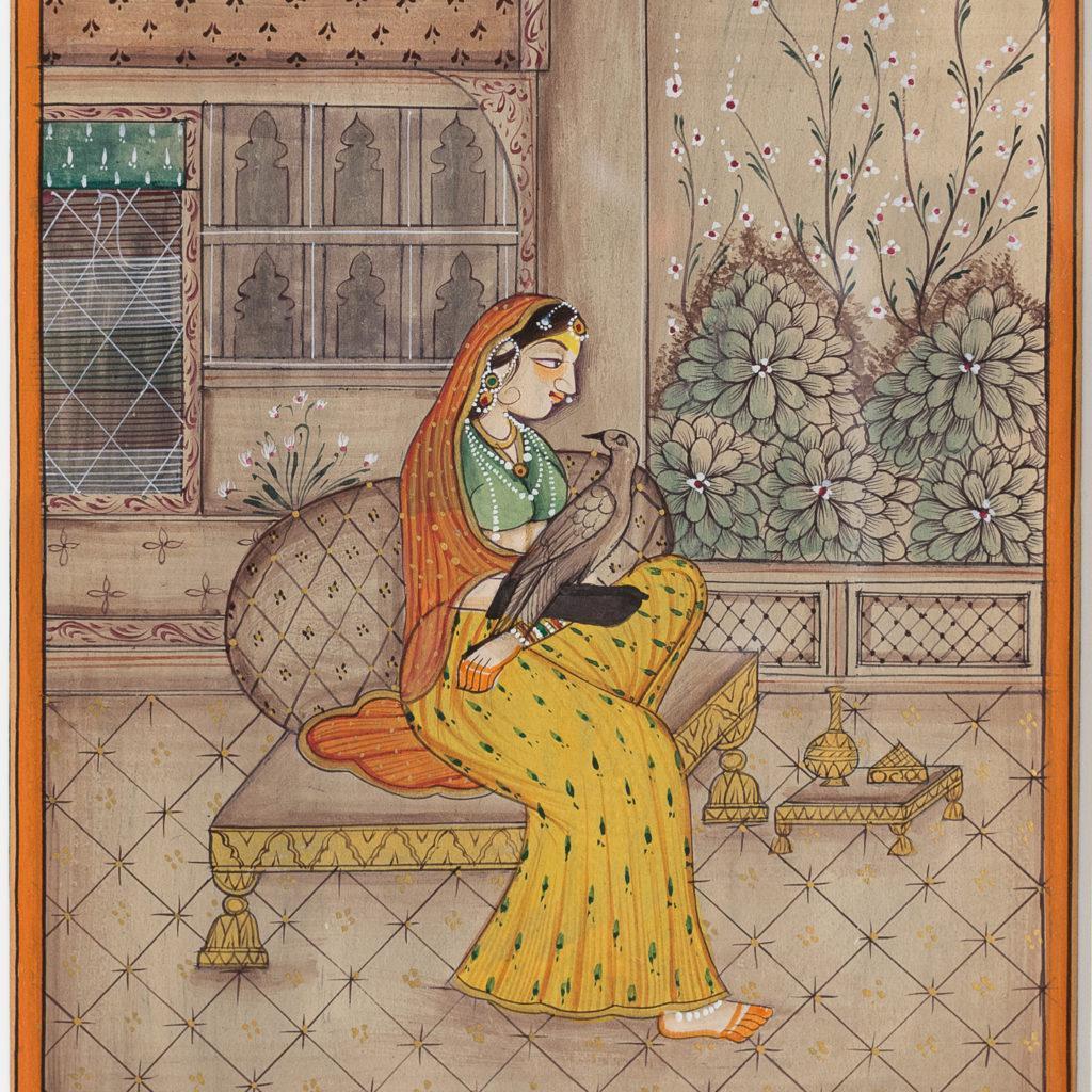 Persian miniature watercolour-139032
