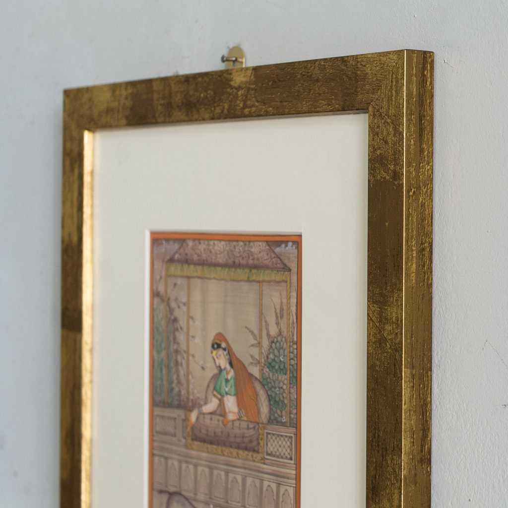 Persian miniature watercolour-139028