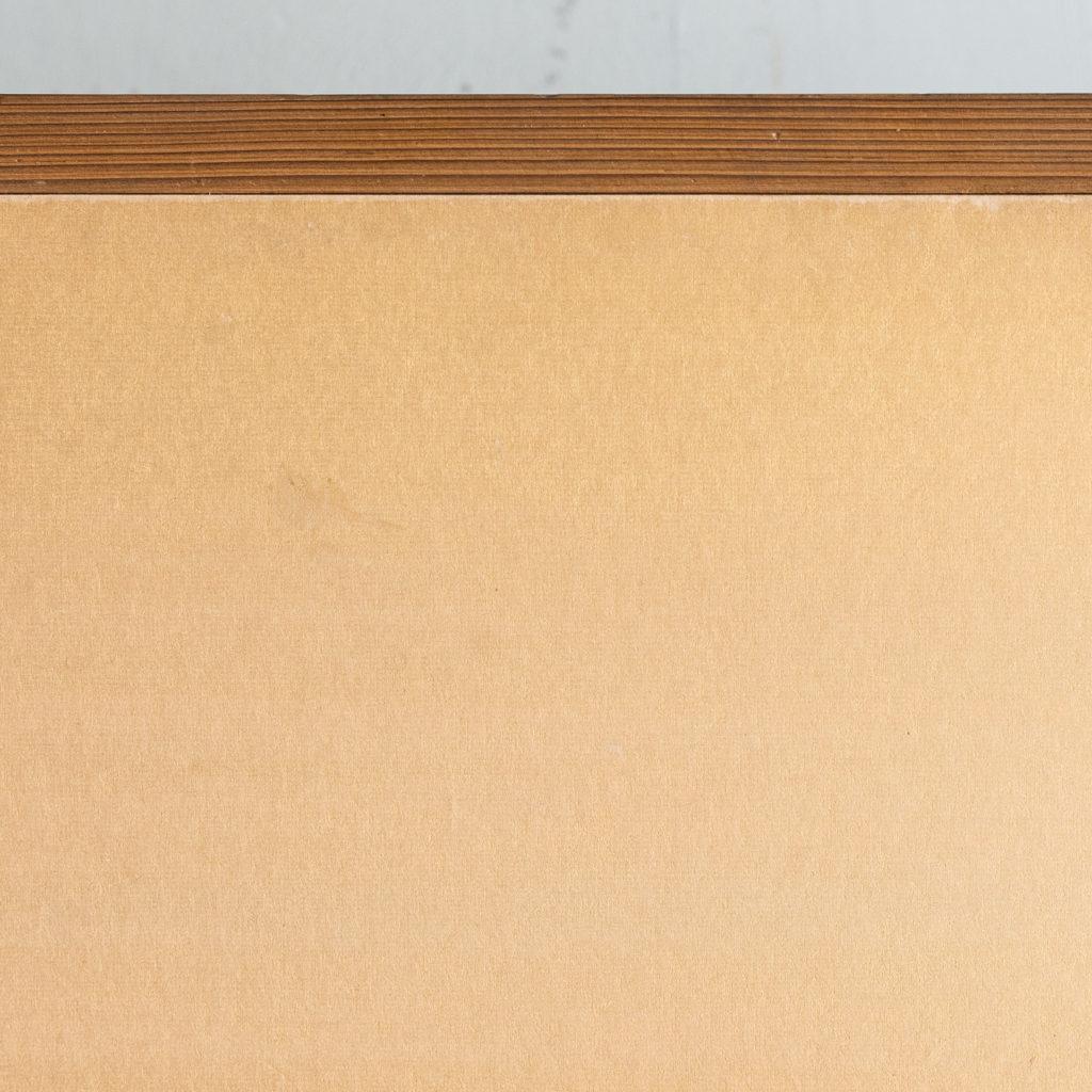 Hand-painted Furosaki-byobu screen of Butterflies, by Reiki Yamaguchi-139453