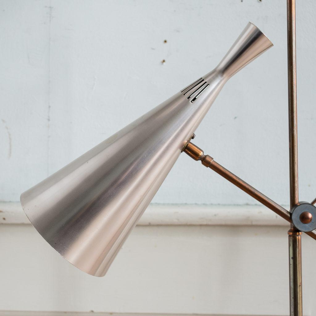Mid-century cone floor lamp, -140394