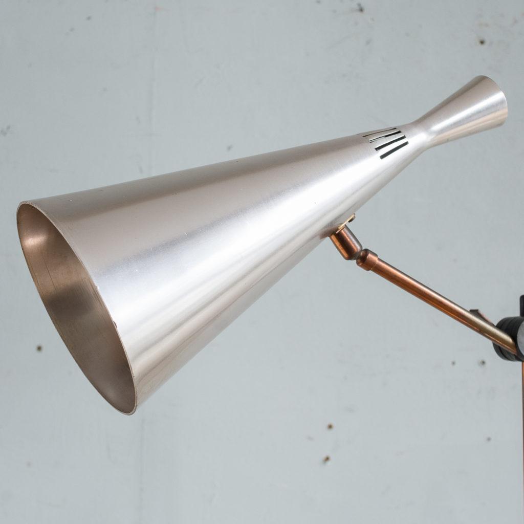 Mid-century cone floor lamp, -140395