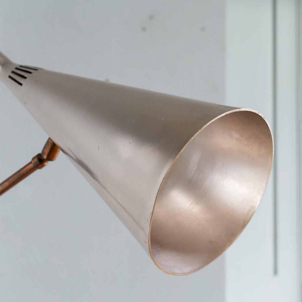 Mid-century cone floor lamp, -140396