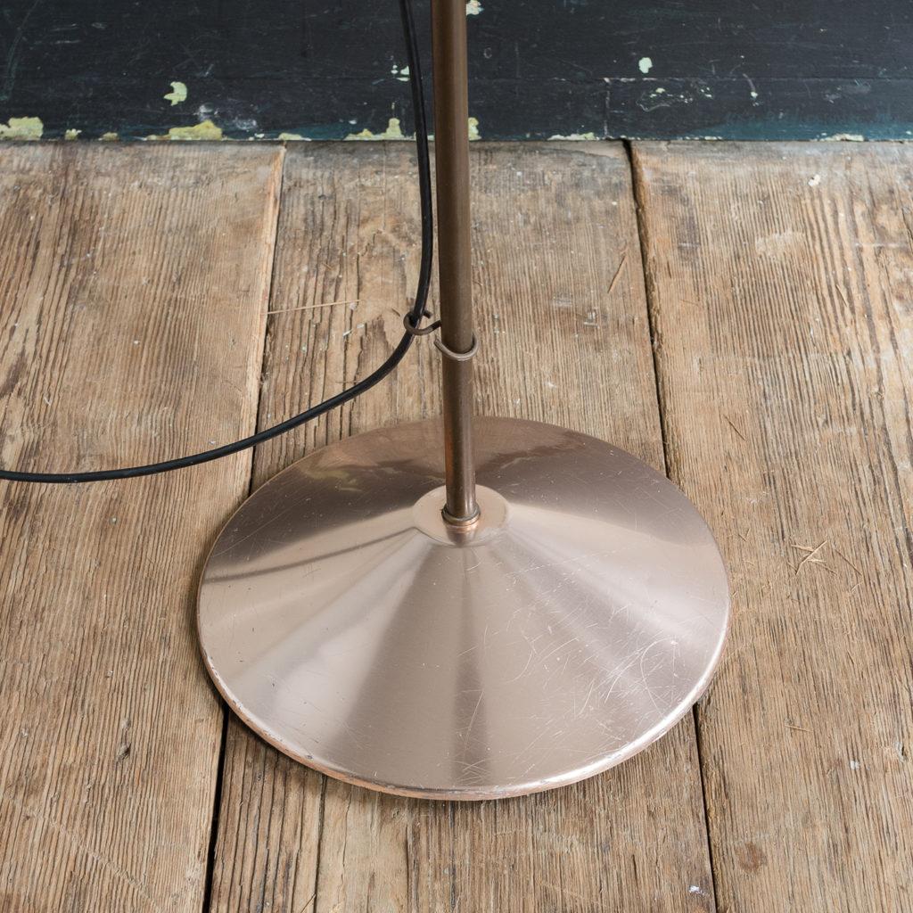 Mid-century cone floor lamp, -140391