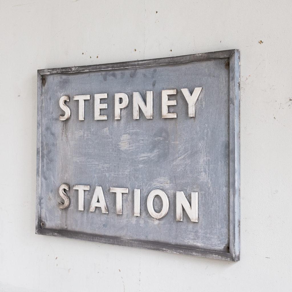 Stepney Station