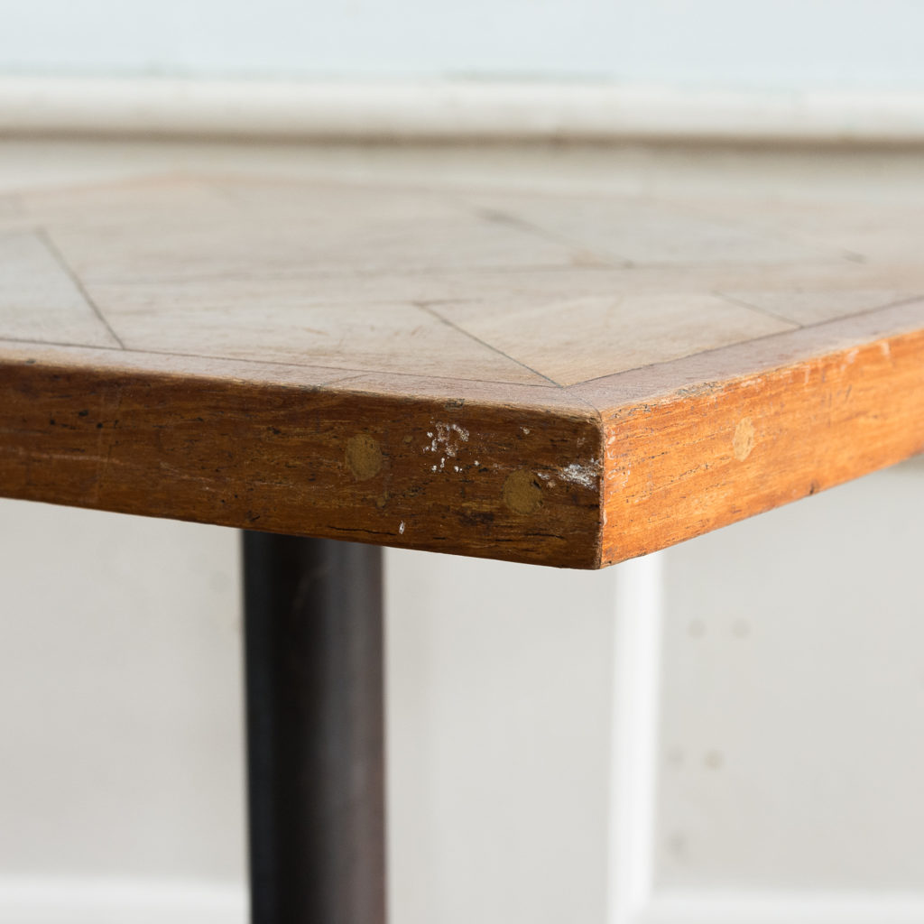 Made by LASSCO cafe table, -139681