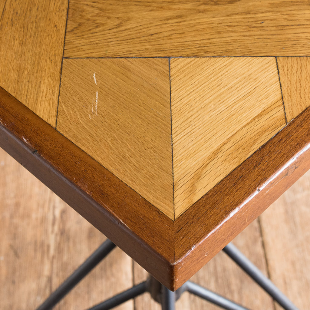 Made by LASSCO cafe table, -139762