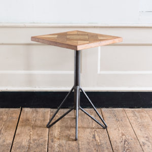 Made by LASSCO cafe table,