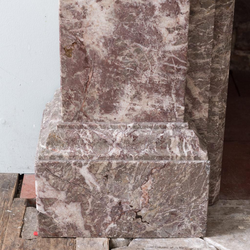 William IV Ashburton marble fireplace,-140014