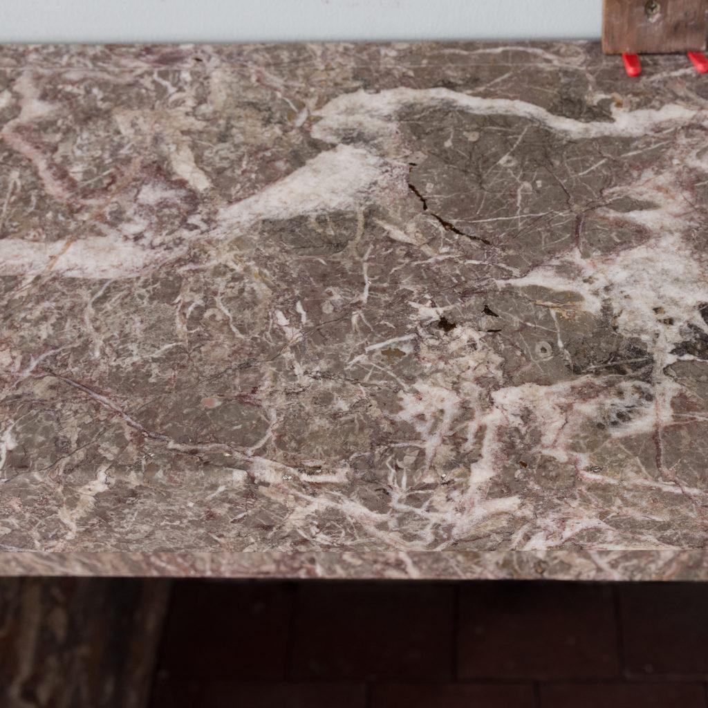 William IV Ashburton marble fireplace,-140018