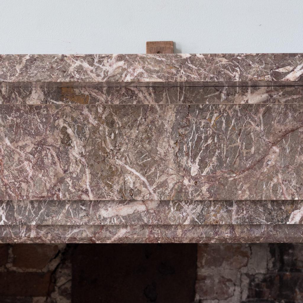 William IV Ashburton marble fireplace,-140006