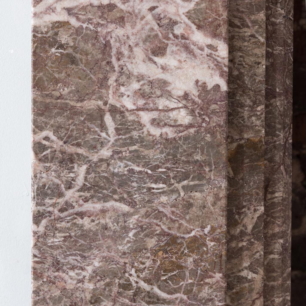 William IV Ashburton marble fireplace,-140012
