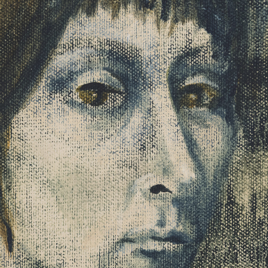 Self portrait as a Renaissance Lady, by Sheila Steafel-140360